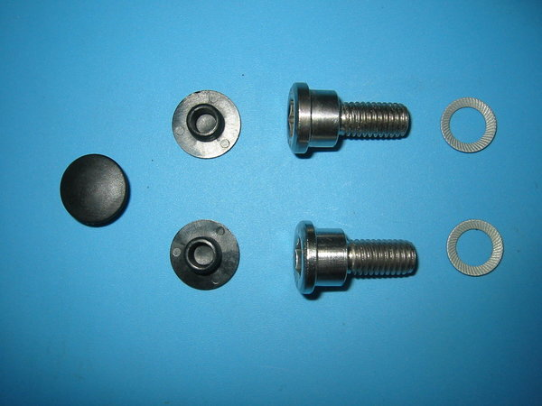 Luggage replacement Bolts Busa 99 - 2009